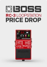Boss RC-3 Loopstation Price Drop