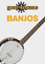 Gear4music Banjos