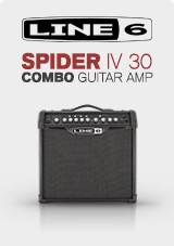 Line 6 Spider IV 30 Guitar Combo Amp