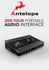 Antelope Audio Zen Tour Interfaccia Audio Portatile