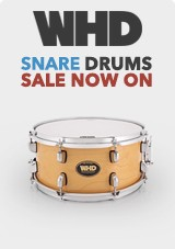 WHD Snare Drums - SALE NOW ON!