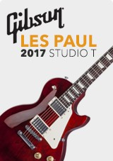 Gibson Les Paul Studio T Electric Guitar, Wine Red (2017)