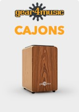 Cajon Gear4music