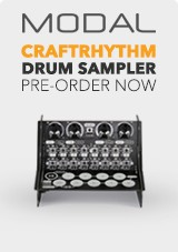 Modale CRAFTrhythm Drum Sampler