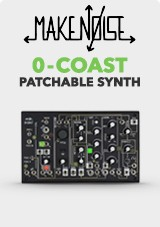 Make Noise 0-Coast Single Voice Patchable Sintetizzatore