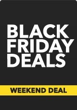 Black Friday Weekend Deals