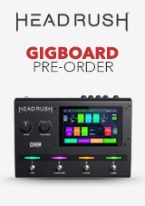 HeadRush Gigboard Preordine