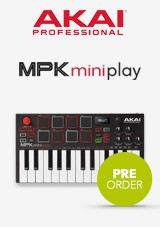 Akai MPK Mini Play Preordine