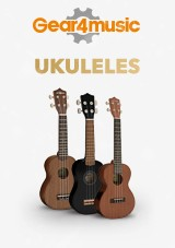 Ukuleli Gear4music
